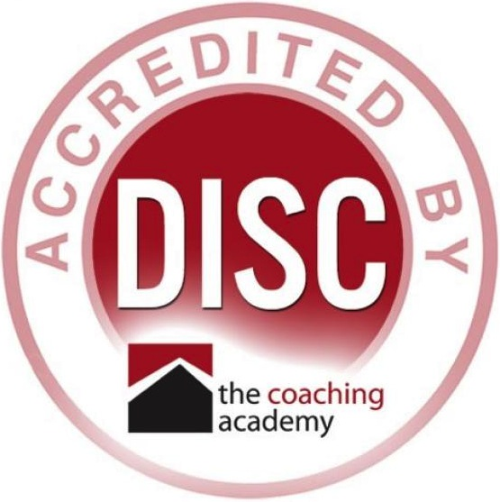 Accredited by DISC, The Coaching Academy
